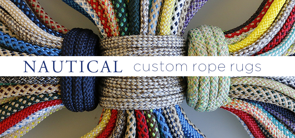 Custom Rope Rug With Our Newest Weave Nautical Sisalcarpet
