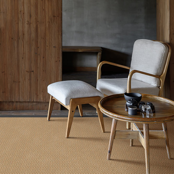 relax: a natural seagrass rug creates soothing spaces (biscayne in color natural)