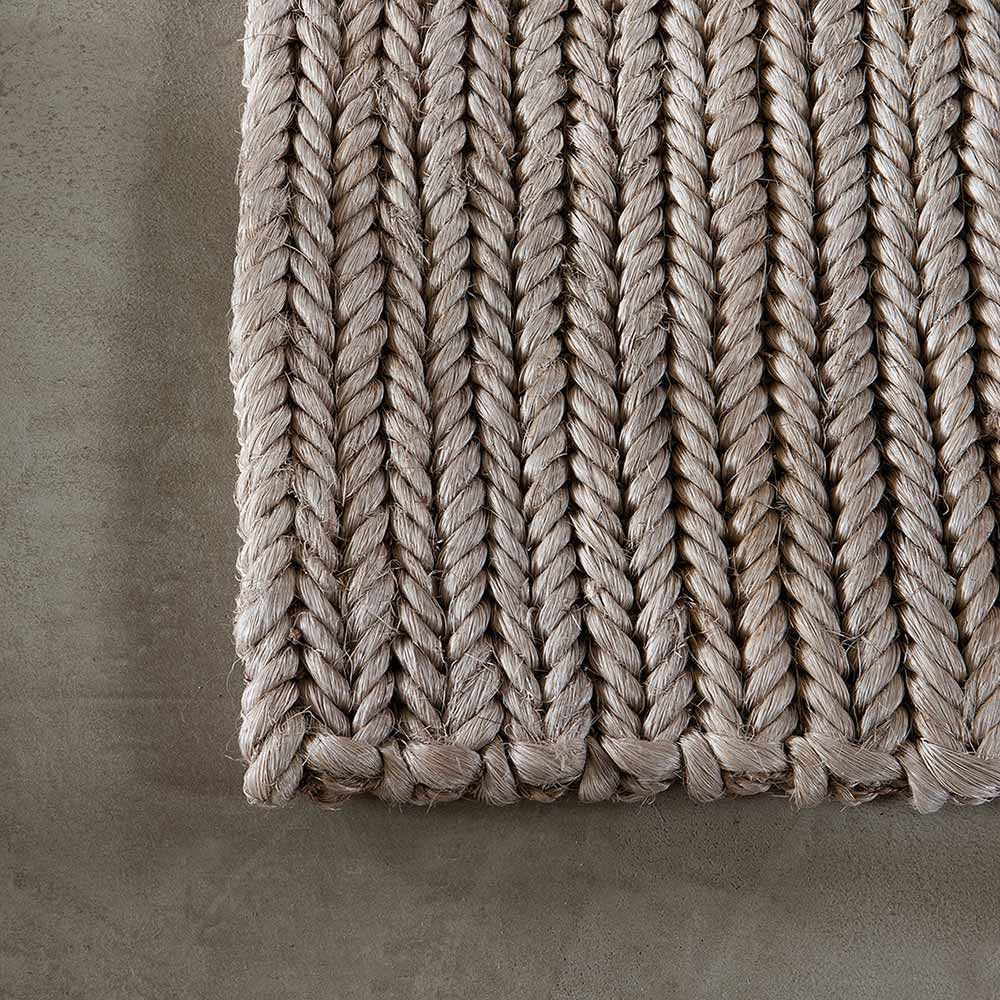 abaca: no need for additional finishing