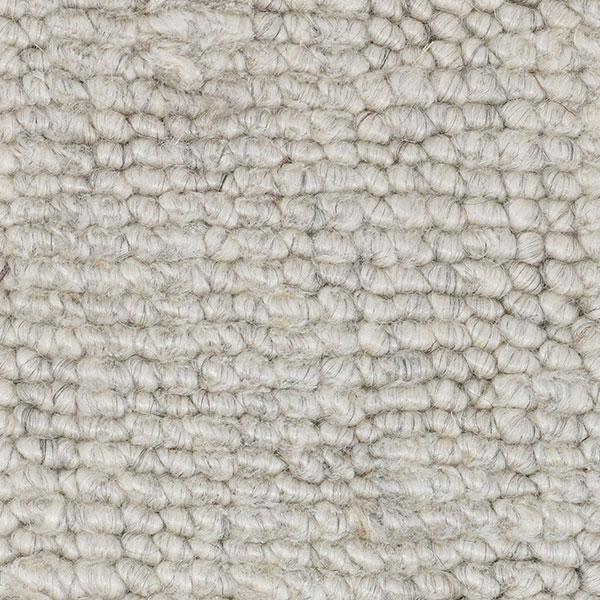 a textured loop pile pattern makes kells luxuriously soft underfoot; shown in winter sky