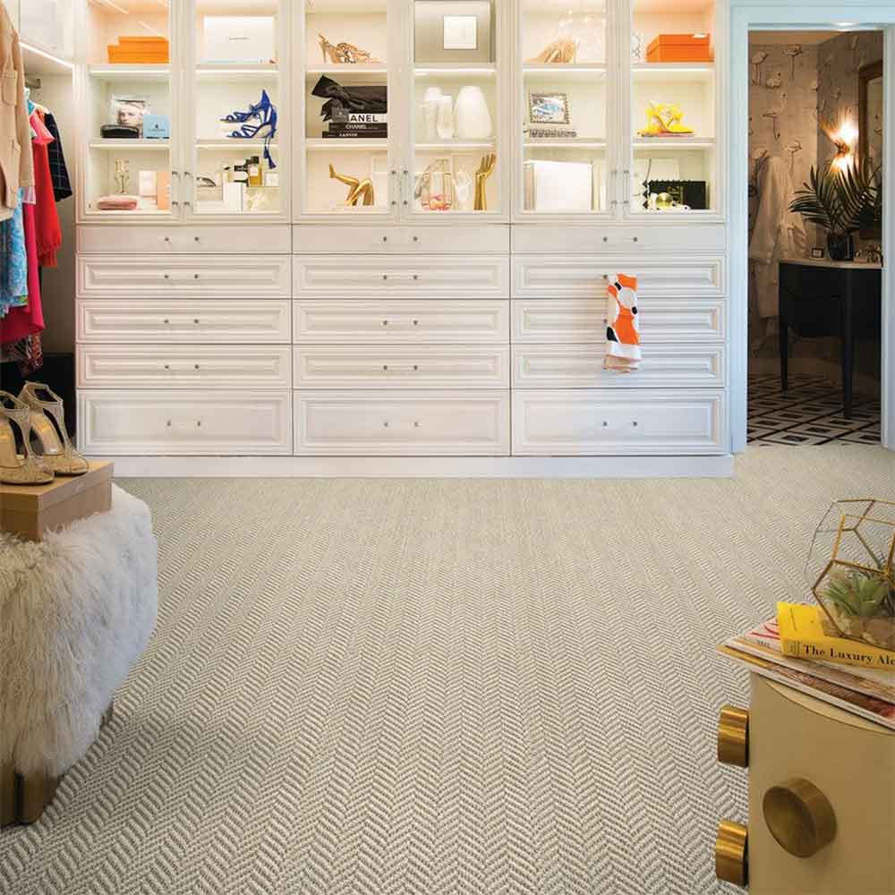 revive your space: riverfront in khaki