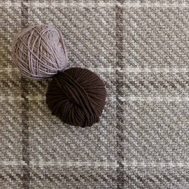 plaid close-up: timeless hensley in pewter