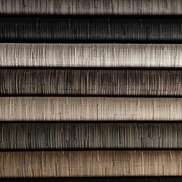 chilewich bamboo wall cover is available in many colors